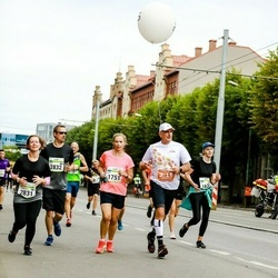 Tallinna Maraton - Sara Sundman (1633), Sille Saidlo (1751), Anni-Maria Kauppila (2831), Ilkka Lähtinen (2832)