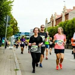 Tallinna Maraton - Sille Saidlo (1751), Anni-Maria Kauppila (2831)