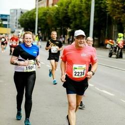Tallinna Maraton - Anja Greschkowiak (1909), Ari Luostarinen (2238)