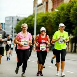 Tallinna Maraton - Aali Lilleorg (1799), Katrin Thorarinsdottir (2808), Tiina Teder (3373)