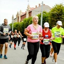 Tallinna Maraton - Aali Lilleorg (1799), Katrin Thorarinsdottir (2808), Tiina Teder (3373), Herman Petrov (3748)