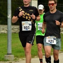 Tallinna Maraton - Aap Allmägi (803), Aleksandr Knjažetski (921)