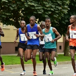 Tallinna Maraton - Joseph Kyengo Munywoki (3), Josphat Leting (6), Bernard Kitur (7), Moses Mbugua Gaikariga (8), Chalu Gelmisa (9)