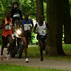 Tallinna Maraton - Alfers Lagat (5), Bernard Kitur (7), Moses Mbugua Gaikariga (8)