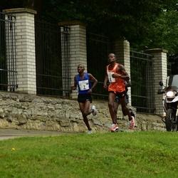 Tallinna Maraton - Bernard Kitur (7), Moses Mbugua Gaikariga (8)