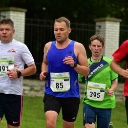 Tallinna Maraton - Aivar Juus (85), Endre Varik (395)