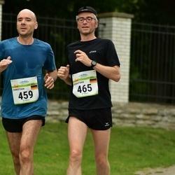 Tallinna Maraton - Christian Hase (459), Sebastian Kraffzig (465)