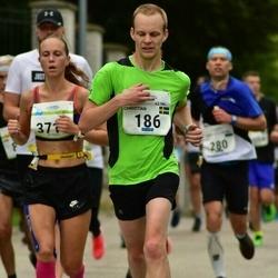 Tallinna Maraton - Christian Gunnarsson (186), Nicole Maria Klais (3718)
