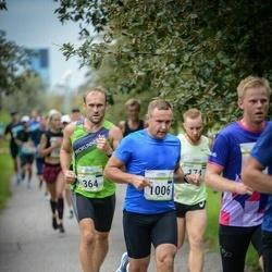 Tallinna Maraton - Björn Puna (364), Tarvo Piho (1006)