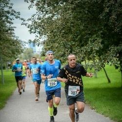 Tallinna Maraton - Jan Demidovits (220), Abdellah Lakhdar (307)