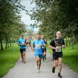 Tallinna Maraton - Lars Hillar Karlsson (182), Aigor Paas (233)