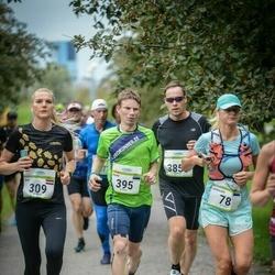 Tallinna Maraton - Ieva Strause (309), Endre Varik (395)