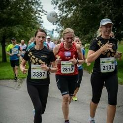 Tallinna Maraton - Age Kala (2132), Kauri Peets (2310), Inga Niit (3387)