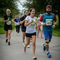 Tallinna Maraton - Kalle Prank (1973), Birgit Lahtein (2139), Kristiina Varjo (2169)