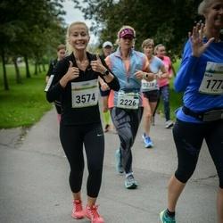 Tallinna Maraton - Kadri Kuurmann (2226), Brita Porovarde (3574)