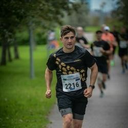Tallinna Maraton - Cal Davey (2216)