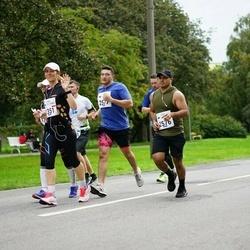 Tallinna Maraton - Anna Vierinen (1351), Hector Ontieros (2576), David Rodriguez (2577)