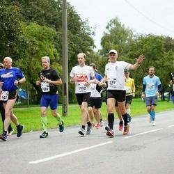 Tallinna Maraton - Tauno Ojasaar (1379), Lutz Gebauer (1602), Evar Ojasaar (1649), Nanto Okawa (1814), Ainar Ojasaar (1992)