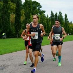 Tallinna Maraton - Morten Saetha (10), Bert Tippi (39)