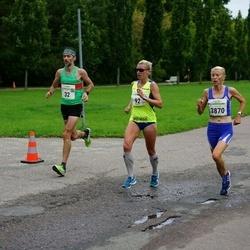 Tallinna Maraton - Chris Mckeown (32), Kateryna Karmanenko (92), Maria Söderström (3870)