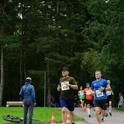 Tallinna Maraton - Andre Kukk (249), Sten Oja (999)