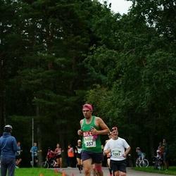 Tallinna Maraton - Billy Morton (357), Rivo Tarkijainen (1393)