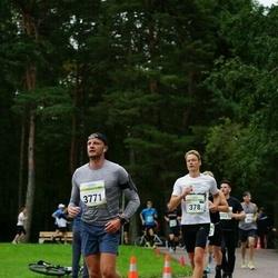 Tallinna Maraton - Armin Soosalu (378), Reimo Valts (3771)