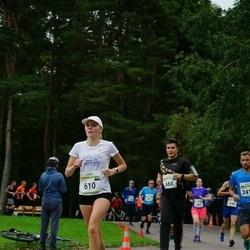 Tallinna Maraton - Liselle Luks (610), Aleksei Gilfanov (668)