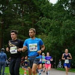 Tallinna Maraton - Aleksei Gilfanov (668), Martins Sebris (2414)