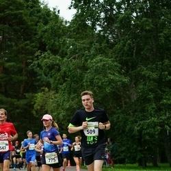 Tallinna Maraton - Jakob Toomsalu (509), Agnieszka Myszkiewicz (775)