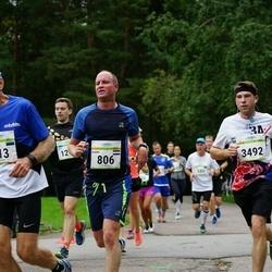 Tallinna Maraton - Anatoli Šuvalov (713), Robin Tromp (806), Renat Yakushevskiy (3492)