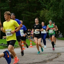 Tallinna Maraton - Merly Kristi Kosenkranius (840), Jelena Smirnova (957), Abi Morton (1229), Maksim Šotin (3066)