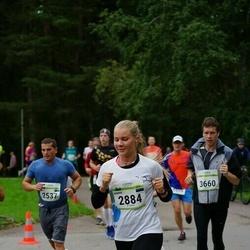 Tallinna Maraton - Aare Leisson (2537), Marie Lahe (2884)
