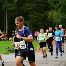 Tallinna Maraton - Kristine Haukamägi (1689), Markko Abel (3283)