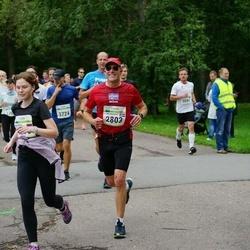 Tallinna Maraton - Dean Marcinyshyn (1575), Astrid Erik (2200), Bjorn Valdimar Gudmundsson (2803)