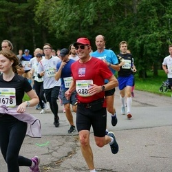 Tallinna Maraton - Ekaterina Khudzhamkulova (1678), Astrid Erik (2200), Bjorn Valdimar Gudmundsson (2803)