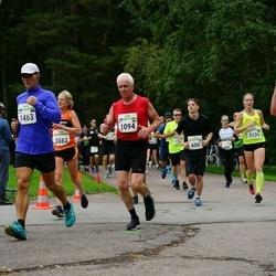 Tallinna Maraton - Arto Nortunen (1094), Kaido Kuusk (1463)