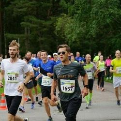 Tallinna Maraton - Agnis Berzins (1657)