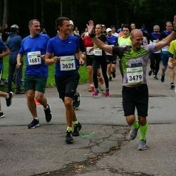 Tallinna Maraton - Indrek Peenmaa (1681), Marko Salumaa (3479), Ago Saluveer (3629)