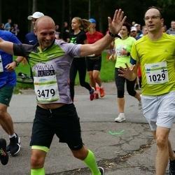 Tallinna Maraton - Eero Saarela (1029), Marko Salumaa (3479), Ago Saluveer (3629)
