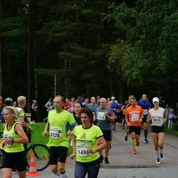 Tallinna Maraton - Anita Dubery (1498), Koit Eller (3128)