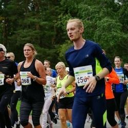 Tallinna Maraton - Elina Mäkinen (1368), Adriaan Bakker (3325)