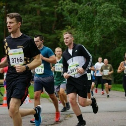 Tallinna Maraton - Erik Sõlg (2411), Christopher Calderone (3766)