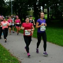 Tallinna Maraton - Polina Polyakoff (1255), Anais Arnout (2517)