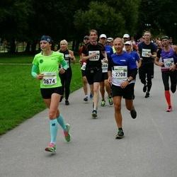 Tallinna Maraton - Alexander Komshin (2708), Irina Kuznetsova (2874)