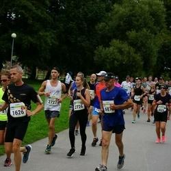 Tallinna Maraton - Didier Zogg (1626), Abby Gottermeyer (2726), Christopher Percy (2727)