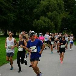Tallinna Maraton - Urmas Virkebau (687), Abby Gottermeyer (2726)