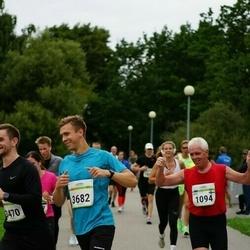 Tallinna Maraton - Arto Nortunen (1094), Kert Koplus (3682)