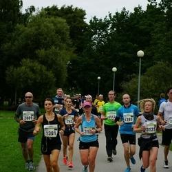 Tallinna Maraton - Merle Sagur (1381), Arta Seile (3125)