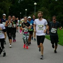Tallinna Maraton - Liis Laisaar (1366), Agnis Berzins (1657), Kristians Kazmers (2041), Jekaterina Ulivanova (2814)